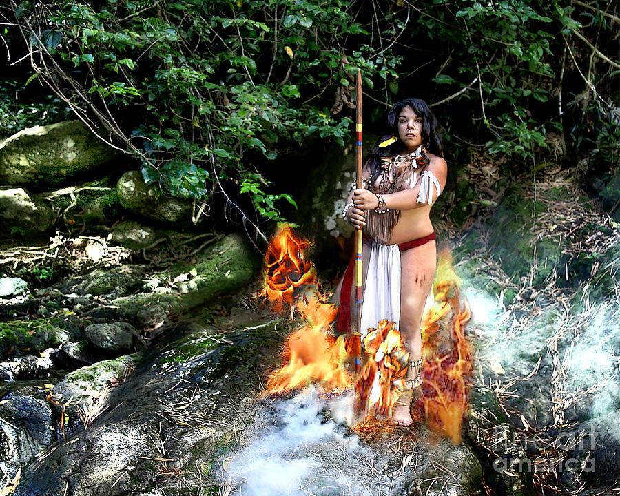 Fuego y Humo by Koa Feliciano