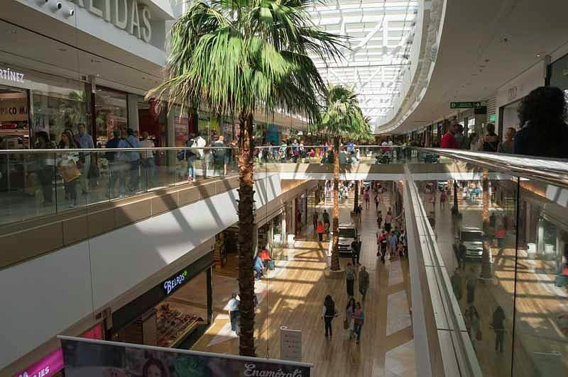 Choice Photograph - Fuengirola, Spain.  Miramar Shopping by Ken Welsh