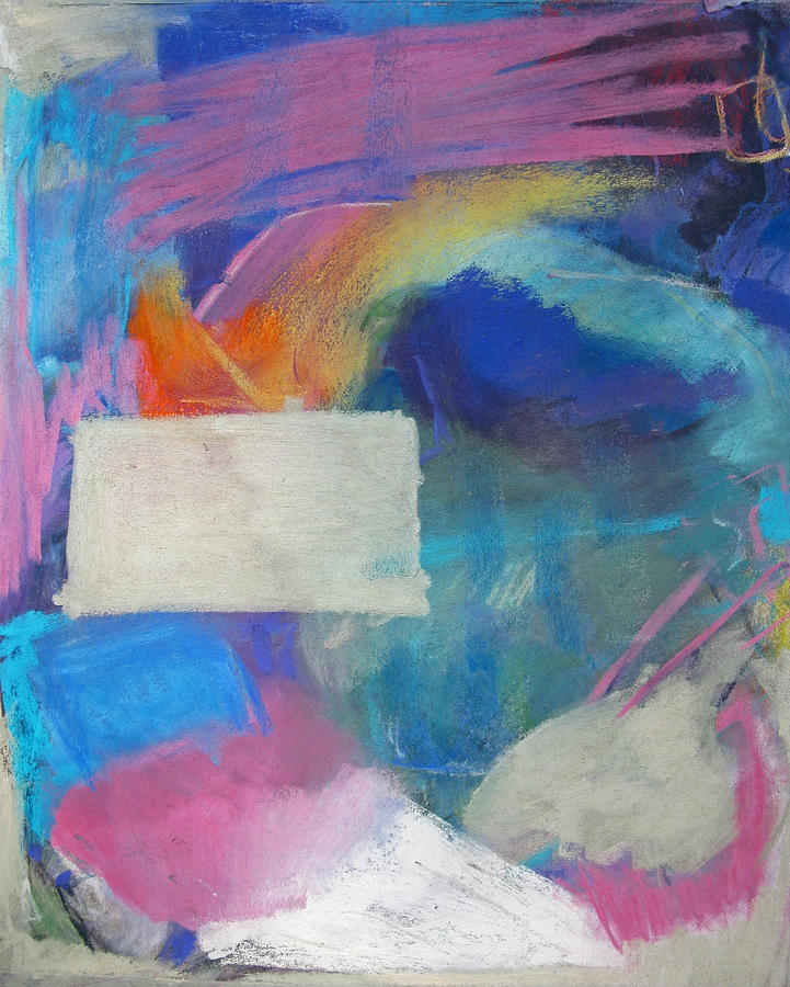Contemporary Painting - Fulcrum Two by  Tolere