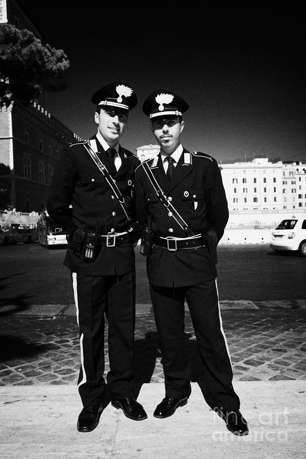 image Two italian police officers fucking a prisoner in outdoor