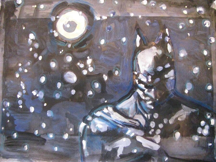 Full Moon by Vikram Singh