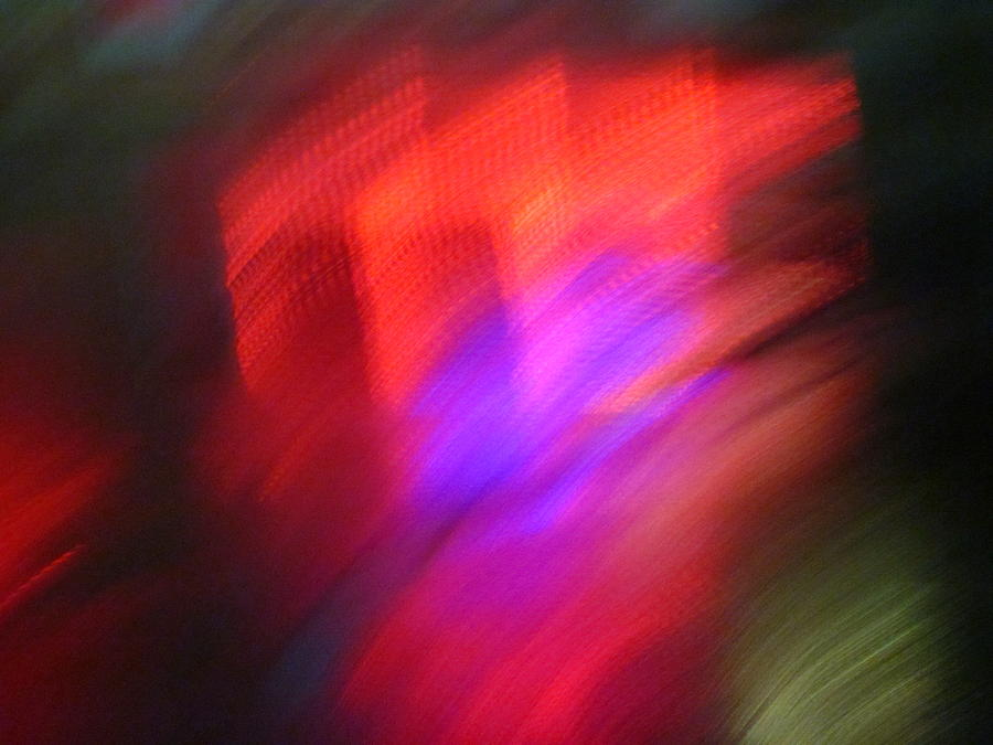 Abstract Photograph - Full Of Life by Guy Ricketts