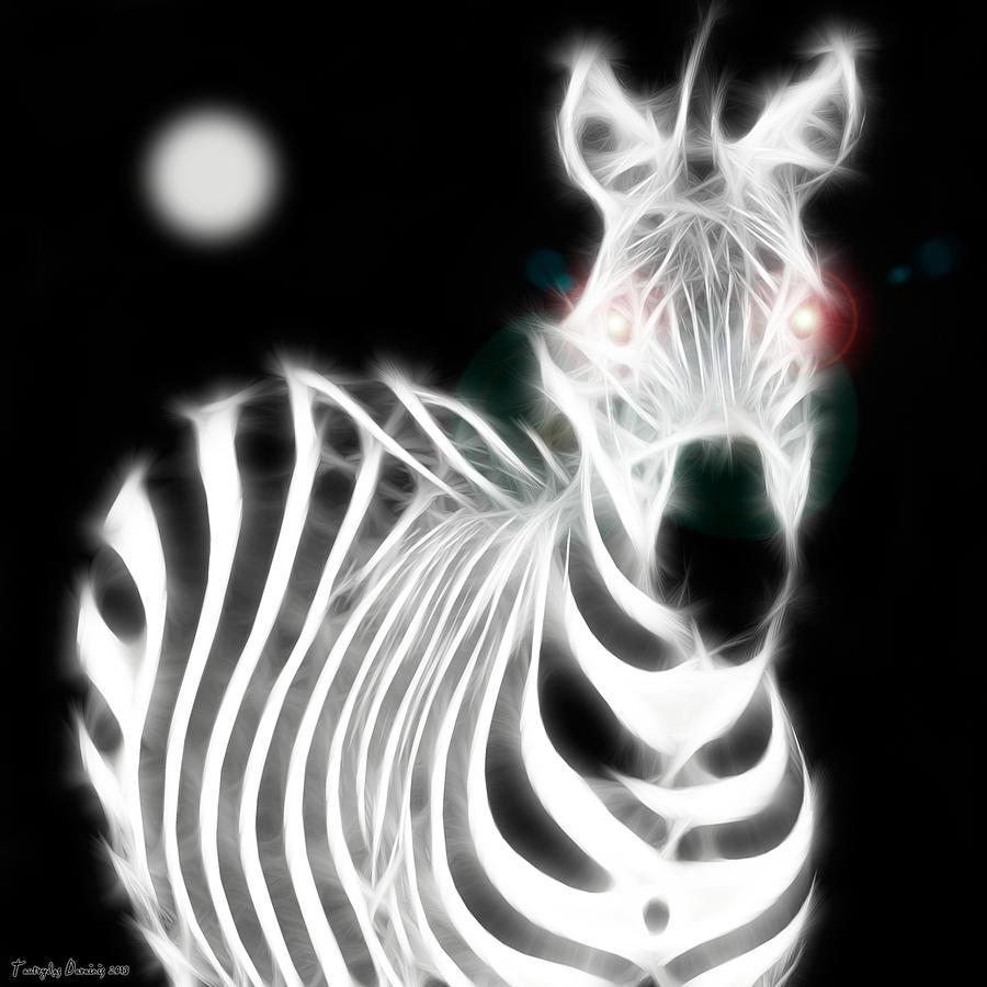 Full Savannah Dream.  Digital Art by Tautvydas Davainis