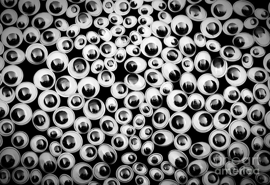 Eyes Photograph - Funny Eyes Background by Simon Bratt Photography LRPS