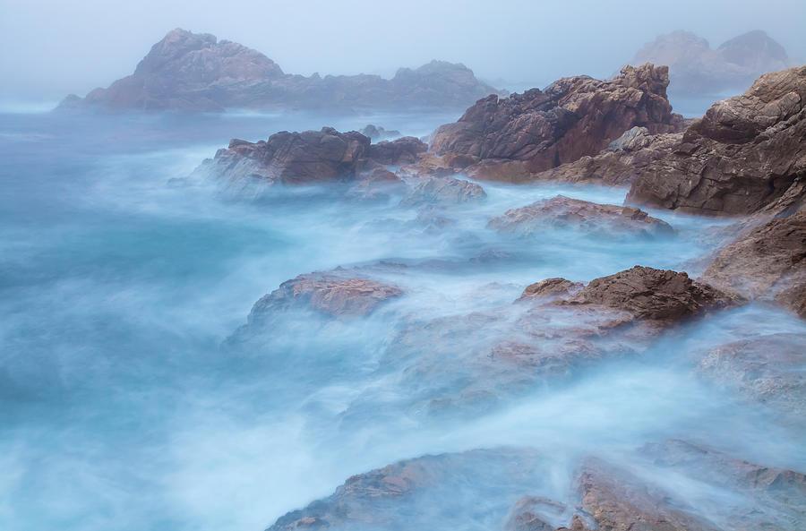 Furious Sea Photograph