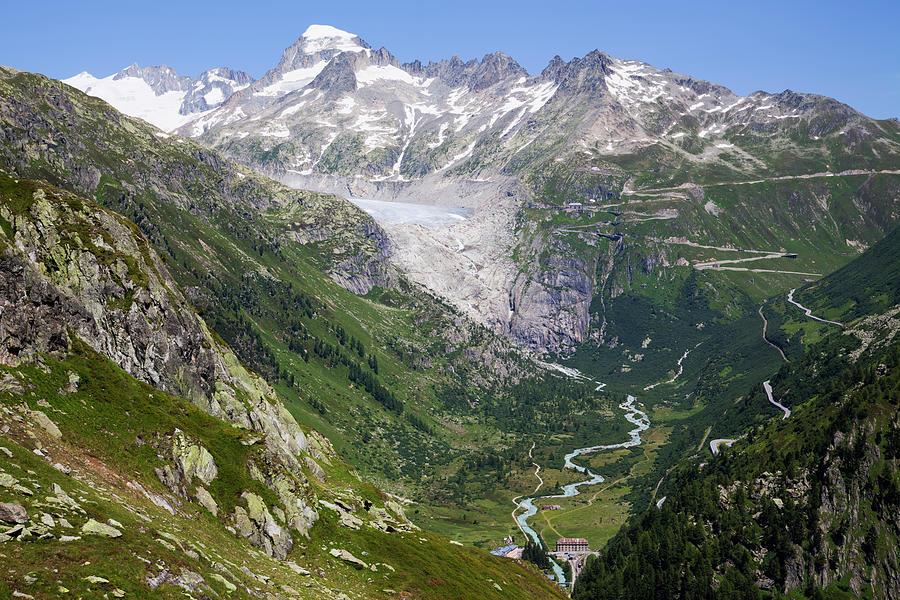 Furka Pass Photograph by Lucynakoch