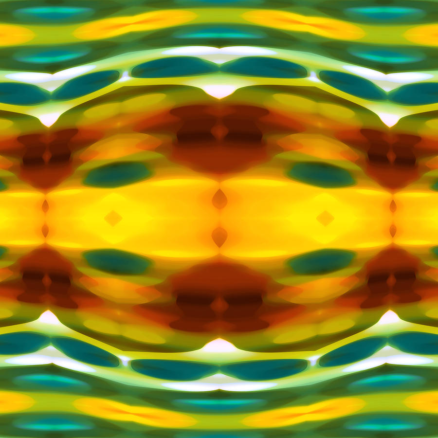Fury Painting - Fury Pattern 5 by Amy Vangsgard
