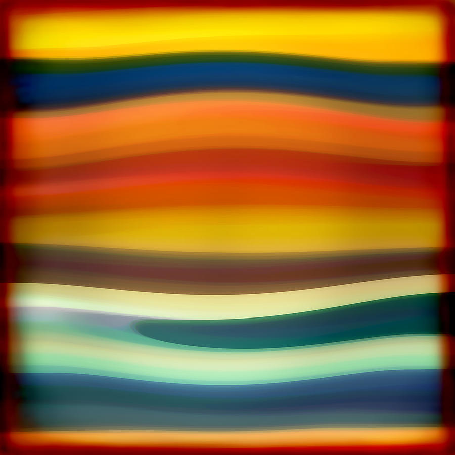 Fury Painting - Fury Sea 1 by Amy Vangsgard