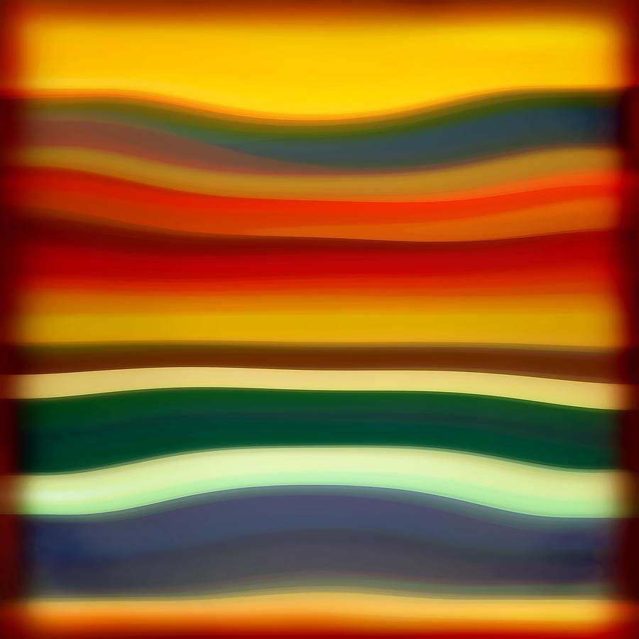 Fury Painting - Fury Sea 2 by Amy Vangsgard