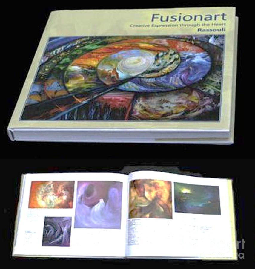 Rassouli Painting - Fusionart   by Bebe Brookman