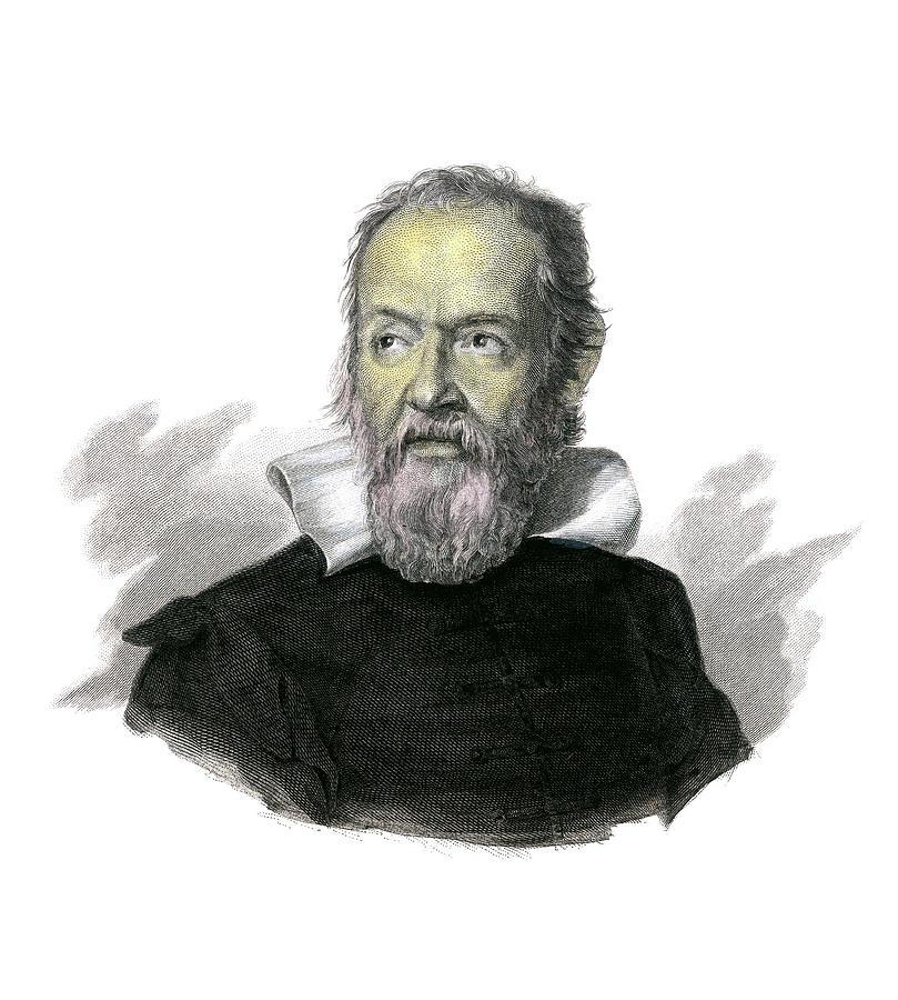 Galileo Galilei Photograph - Galileo Galilei by Detlev Van Ravenswaay