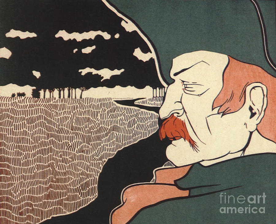 Art Deco Painting - Galloping Dick Frank Hazenplug by Unknown