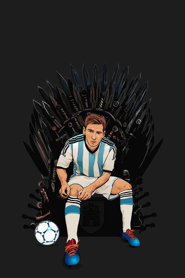 Game of Thrones King Lionel Messi House