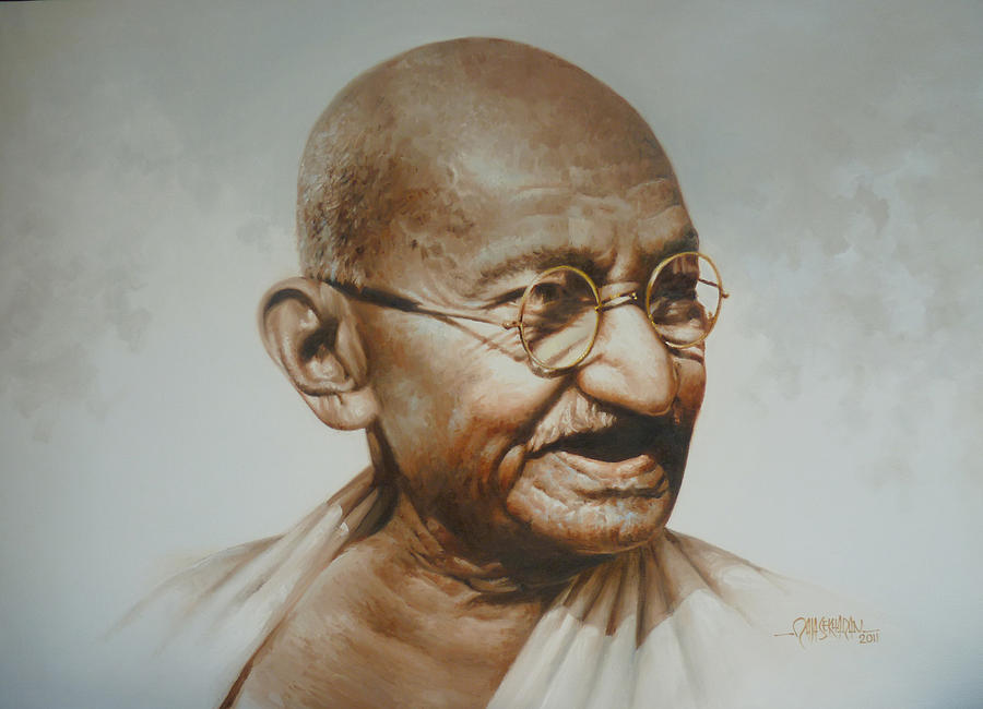 essay on gandhiji in my views He then came back to india and led the freedom movement against the british government gandhiji started my best friend essay for class 3 my best friend.