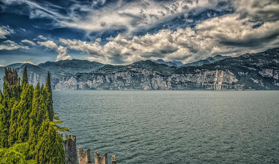 Garda Lake Photograph