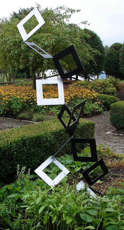 Landscape Art Photograph - Garden Art by Ella Char