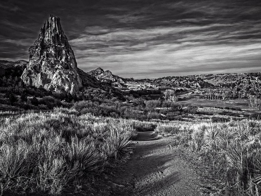 Colorado Photograph - Garden Of The Gods 20 by F Leblanc
