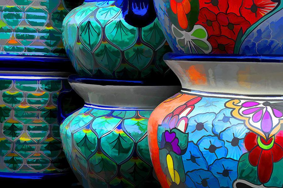 Garden pots photograph by brian davis garden photograph garden pots by brian davis workwithnaturefo