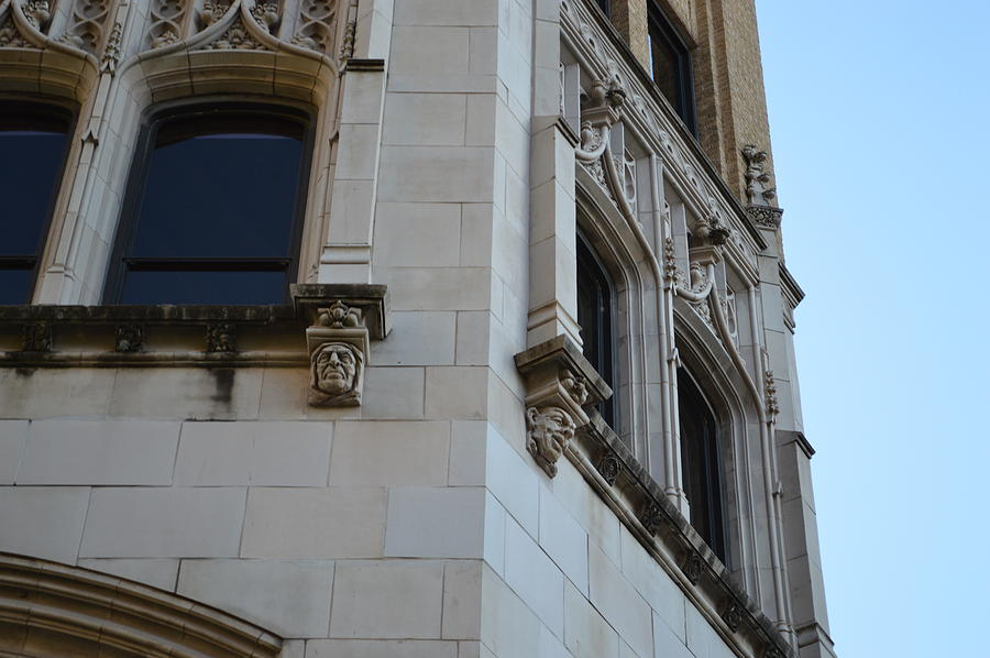 Architecture Photograph - Gargoyles by Shawn Marlow