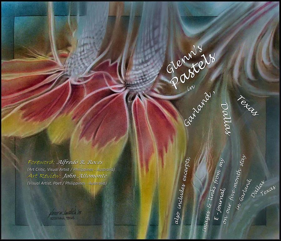 Garland Pastel - Garland Pastel 2009 Book Cover by Glenn Bautista