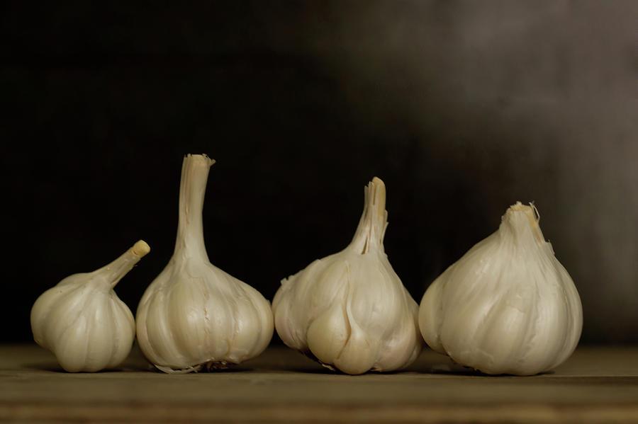 Garlic Family Img_1994_rs Photograph by (c) Satish Chelluri