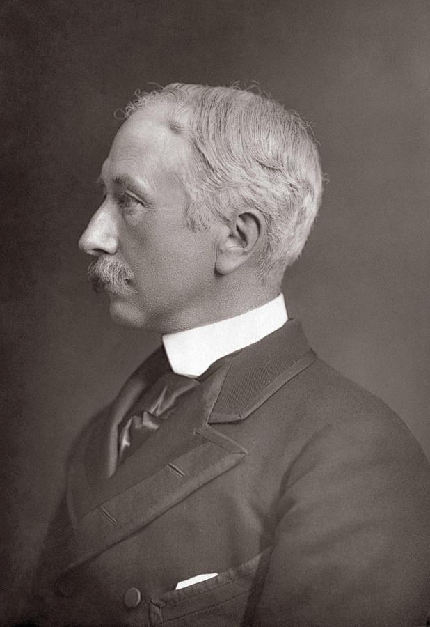 1892 Photograph - Garnet J by Granger