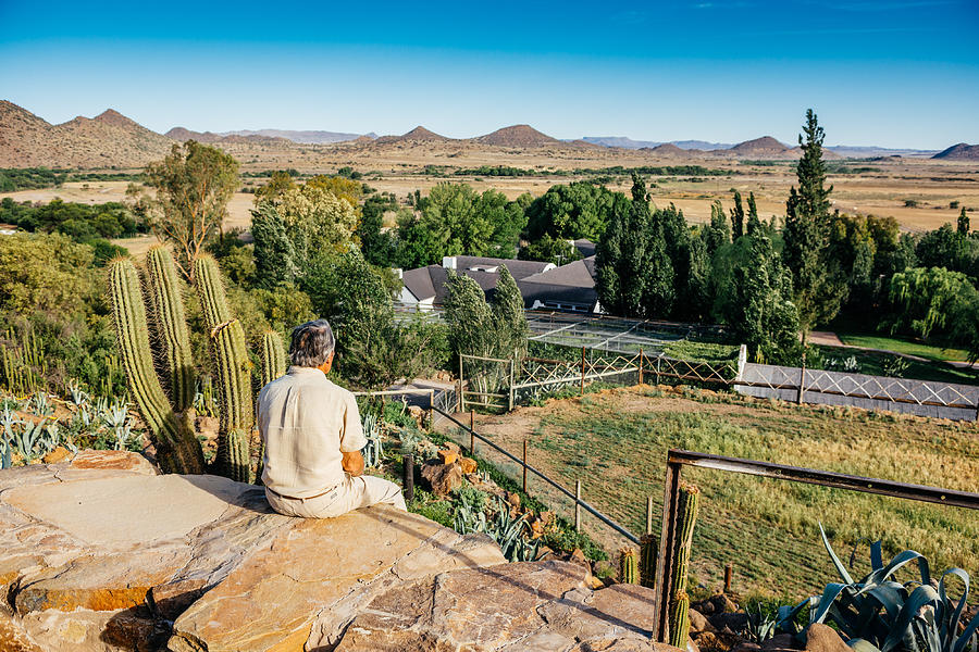 Gary Player Sells Horse Stud Farm In Test For Trophy Properties Photograph by Bloomberg