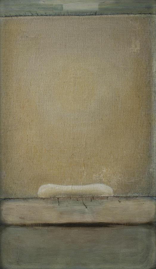Bed Painting - Gate by Oni Kerrtu