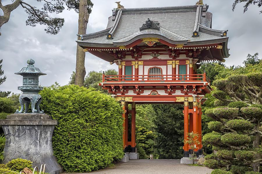 3scape Photograph   Gateway   Japanese Tea Garden   Golden Gate Park By  Adam Romanowicz
