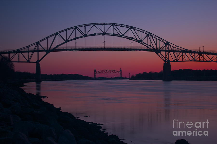 Cape Cod Photograph - Gateway To Cape Cod by Amazing Jules