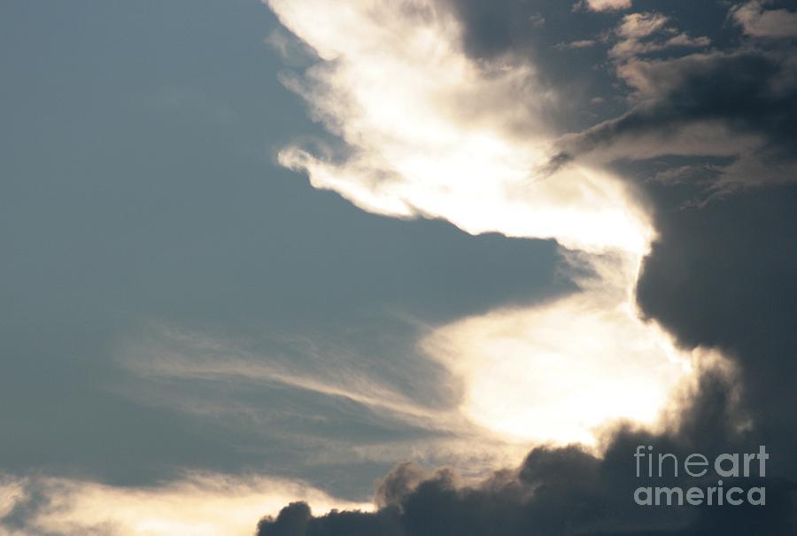 Photo Photograph - Gateway To Heaven by Barbara Bardzik