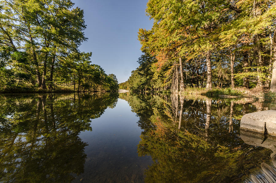 Texas Photograph - Gateway To Paradise by Jeffrey W Spencer