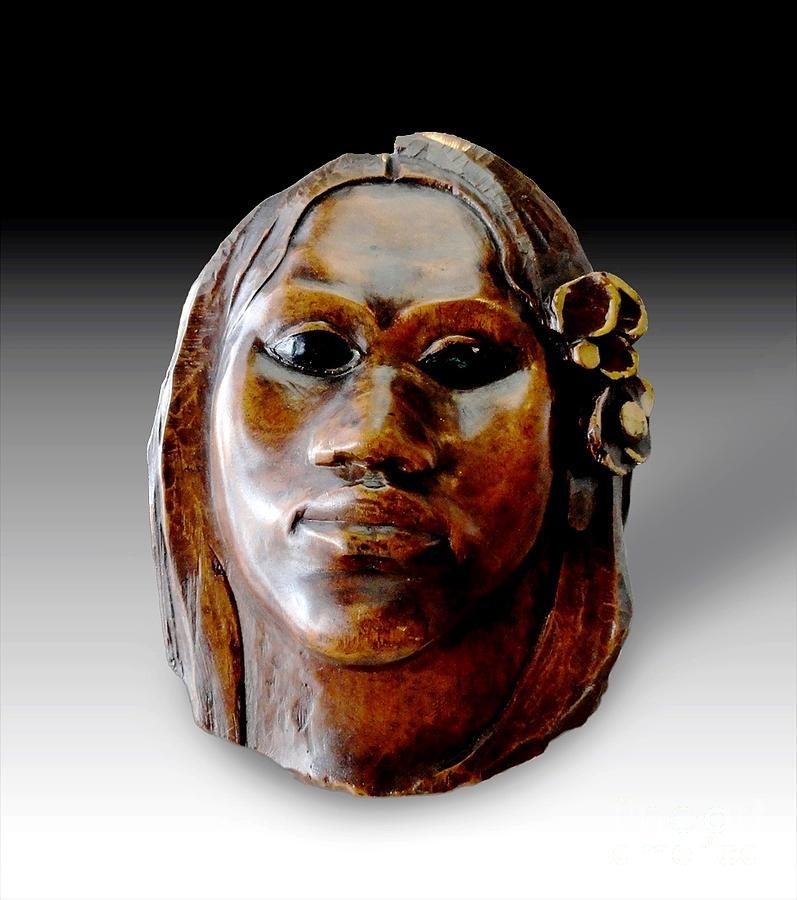 Sculpture Sculpture - Gauguin Sculpture - Tehura by Pg Reproductions