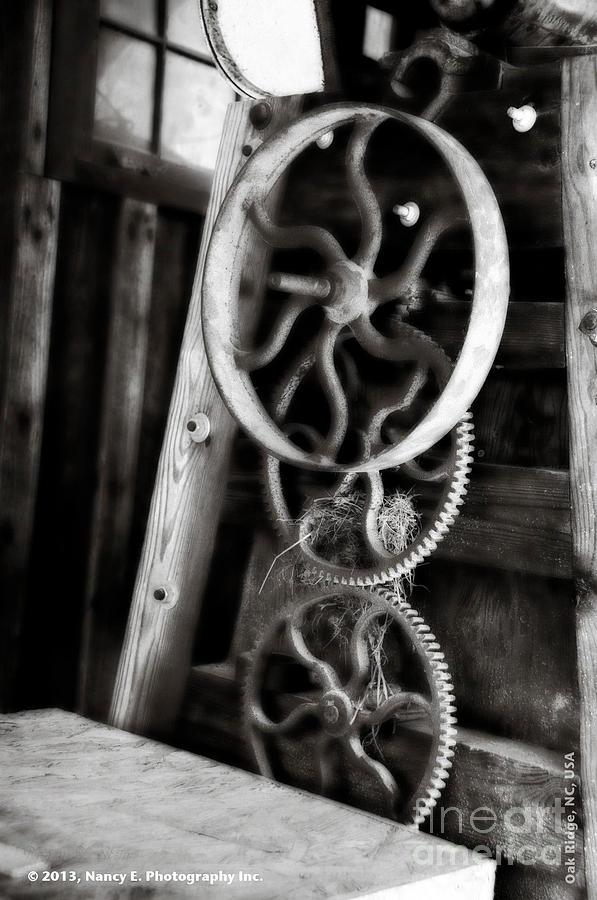 Gears Photograph