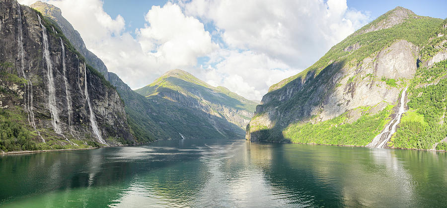 Geirangerfjorde, Norway Photograph by Grandriver