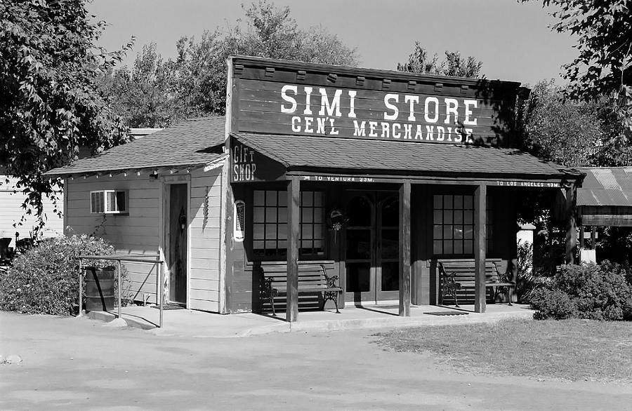 General Store Photograph By Richard J Cassato