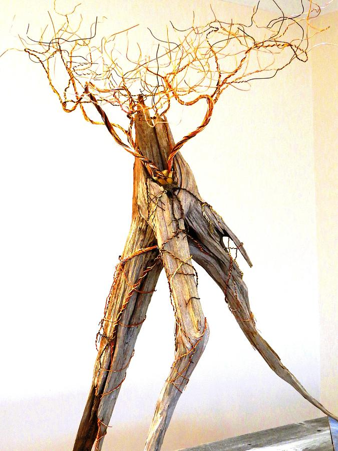 Generations Sculpture by Daniel Dubinsky