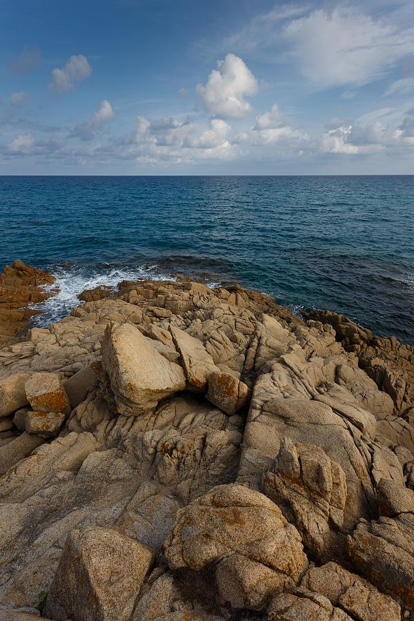 Sardinia Photograph - Gentle Light by Paul Indigo
