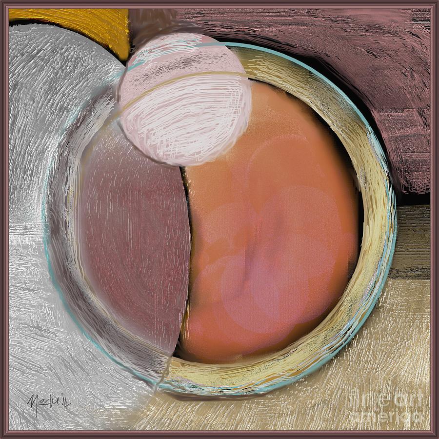 Canvas Prints Painting - Geometrca 223 by Nedunseralathan R