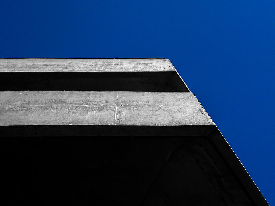 Construction Photograph - Geometry-01 by Fabio Giannini