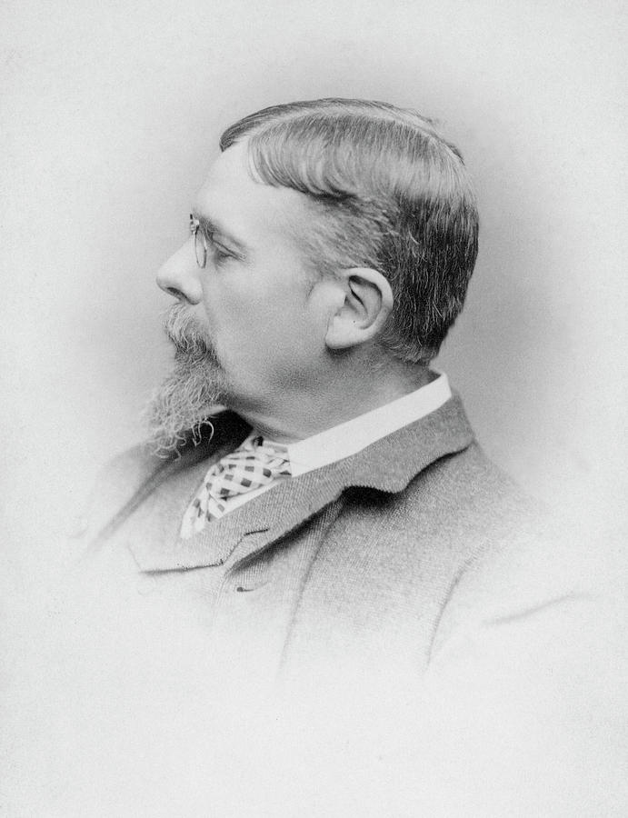 19th Century Photograph - George Du Maurier (1834-1896) by Granger