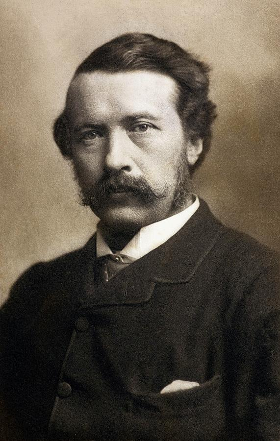 Biologist Photograph - George Romanes by Paul D Stewart