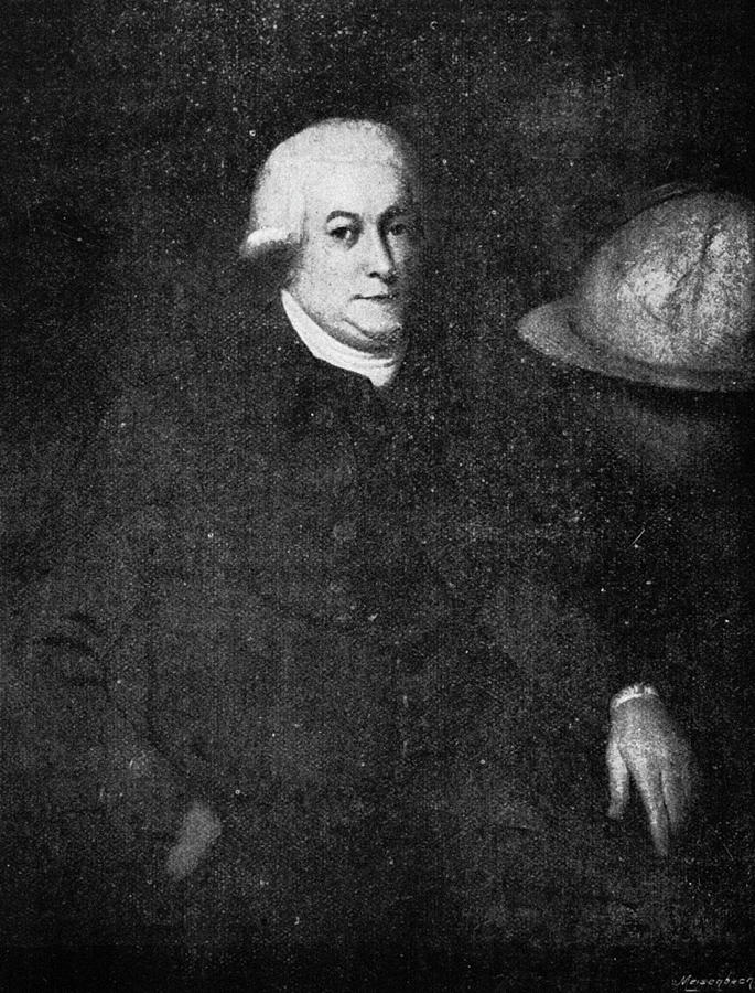 18th Century Painting - George Vancouver (1757-1798) by Granger