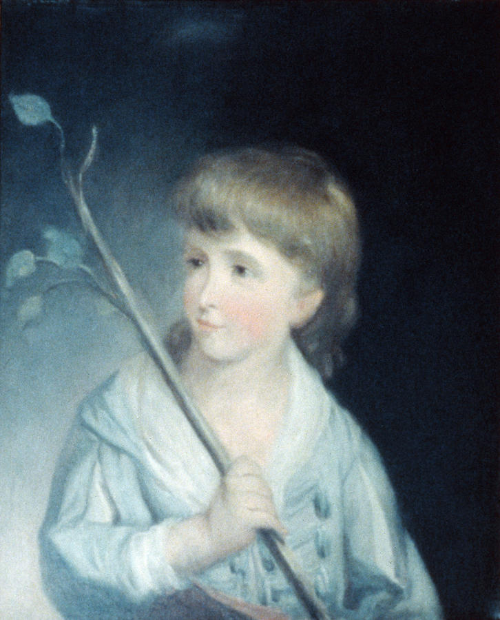 1785 Painting - George W by Granger