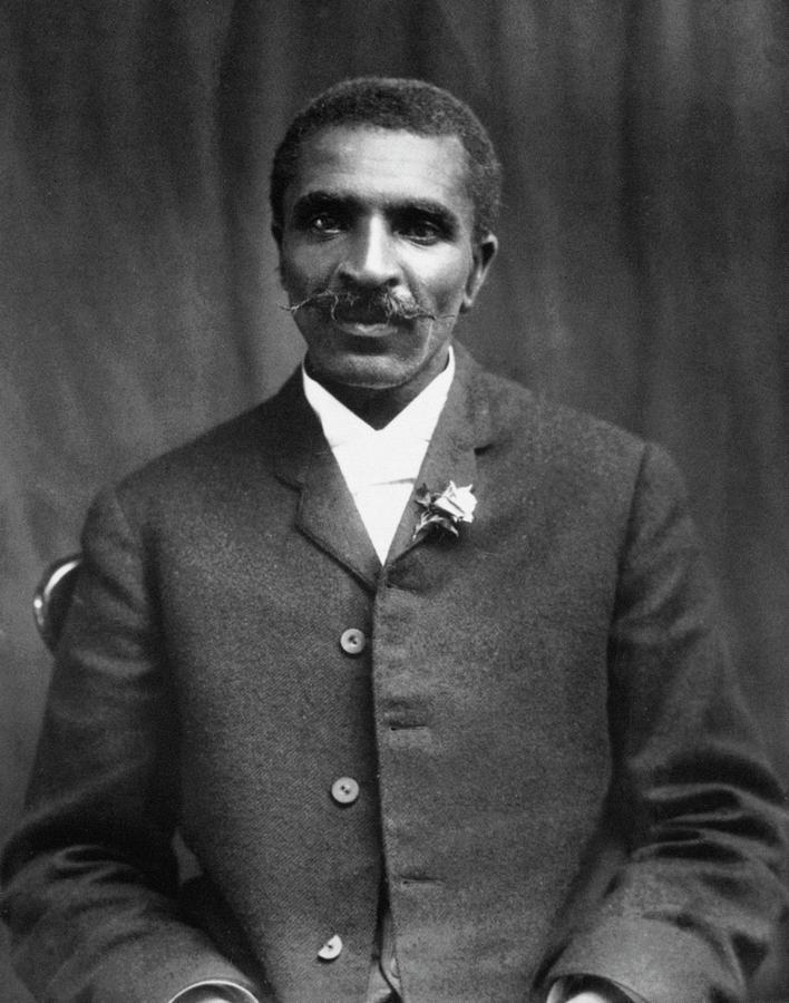 1903 Photograph - George Washington Carver (c1864-1943) by Granger