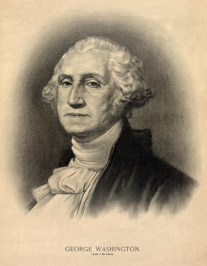 George Photograph - George Washington by Bill Cannon