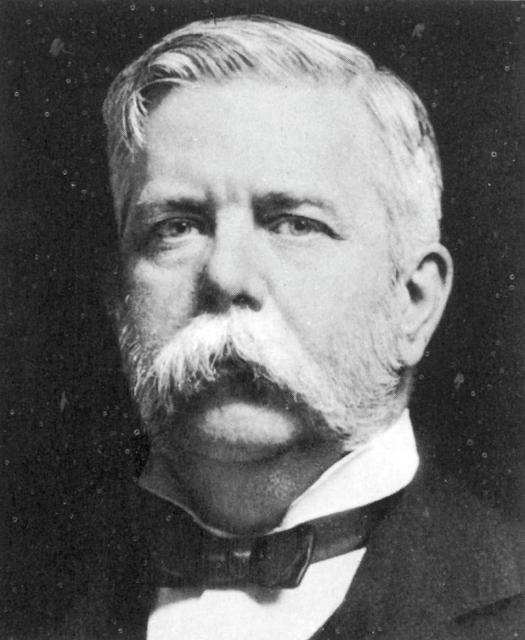 19th Century Photograph - George Westinghouse (1846-1914) by Granger