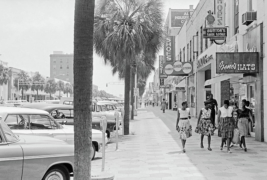 1962 Photograph - Georgia Albany, 1962 by Granger