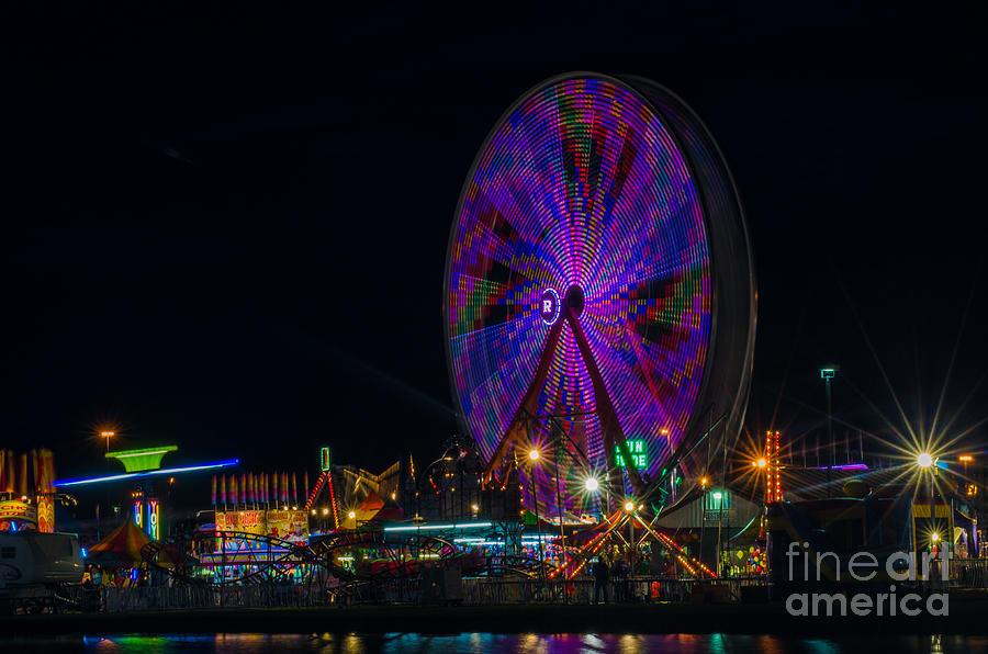 Fair Photograph - Georgia State Fair 2014  2 by Donna Brown
