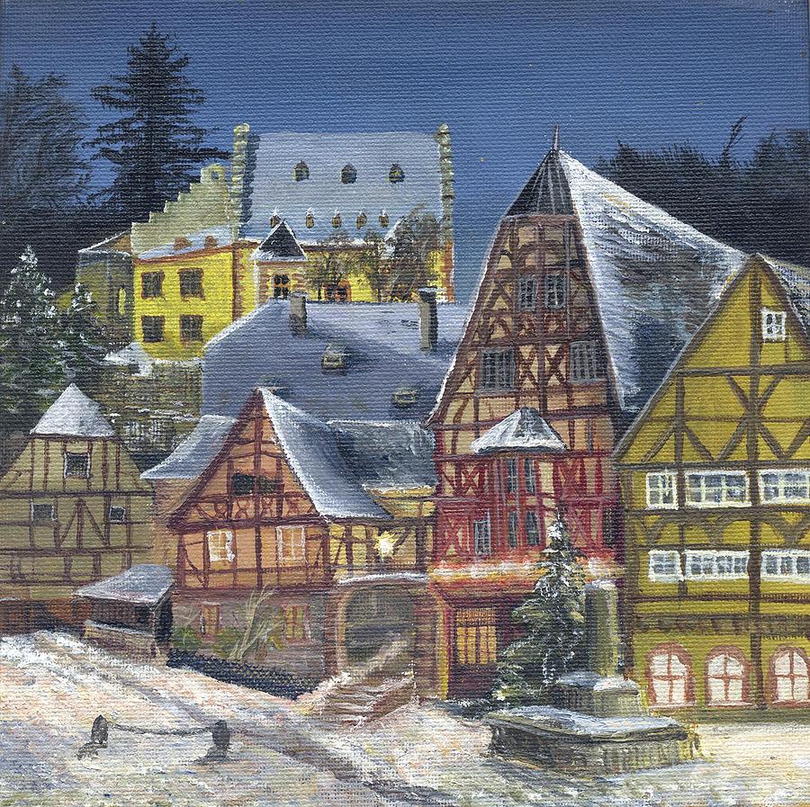 German Winter by Stefan Kaertner